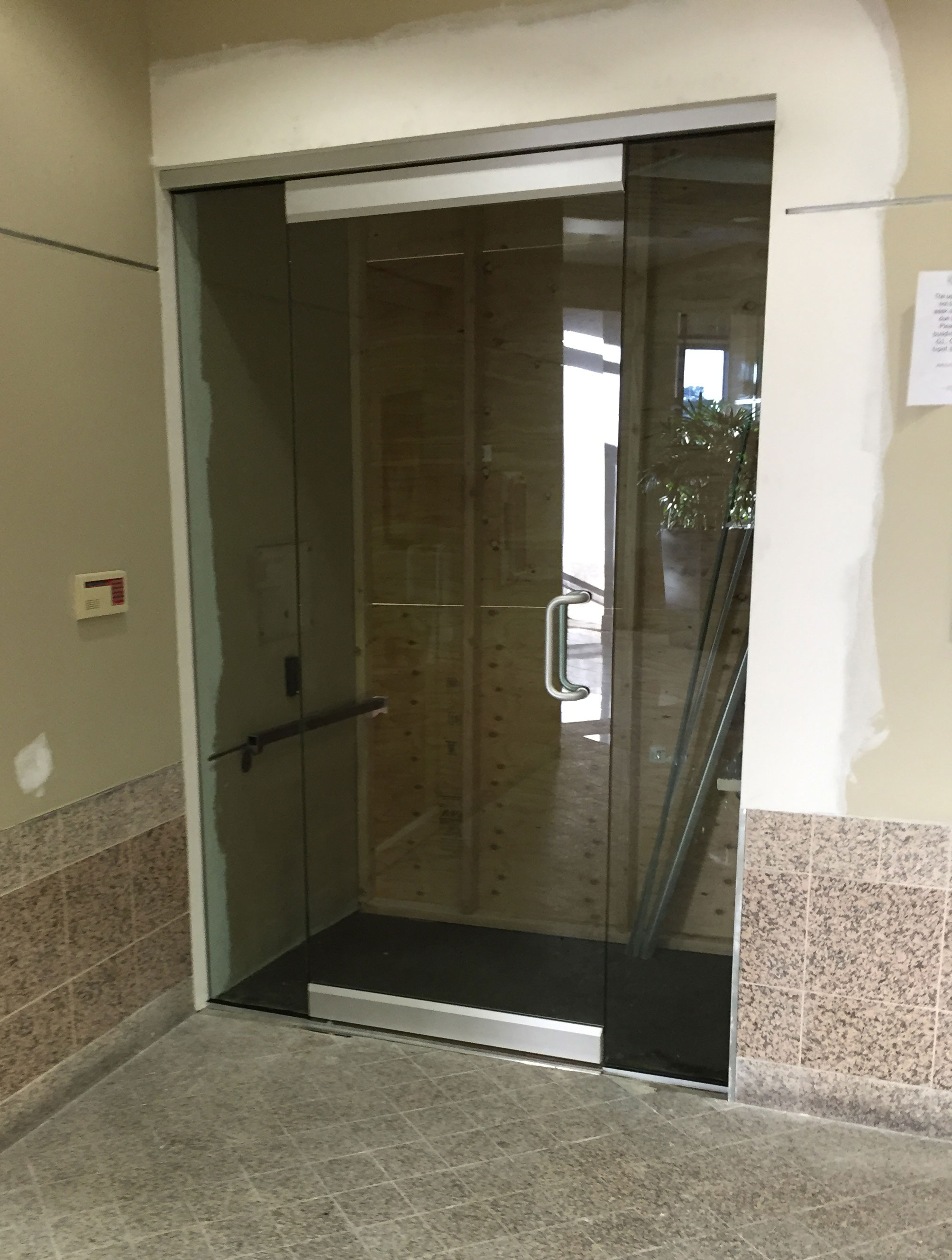 Commercial Offices Doors Aaa Glass And Mirror Inc Showers