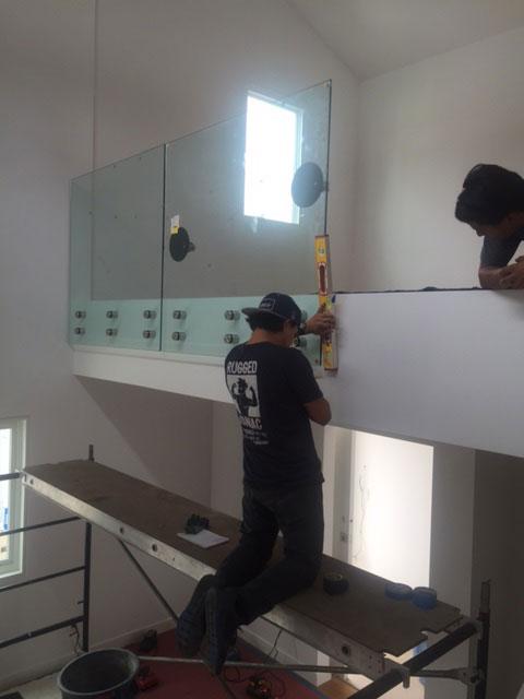 glass rails aaa glass and mirror inc showers glass mirrors rh aaaglassandmirror com